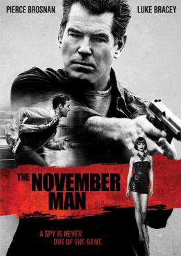 The November Man, Movie on DVD, Action Movies, Suspense Movies, new movies, new movies on DVD