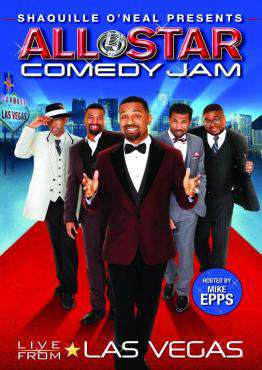 Shaquille O'Neal Presents: All Star Comedy Jam - Live From Las Vegas, Movie on DVD, Comedy Movies, ,  on DVD