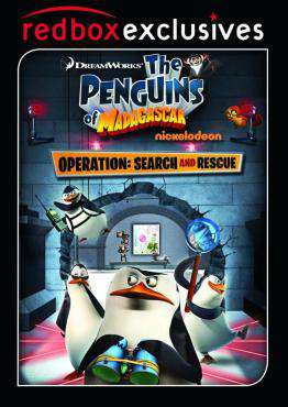 Penguins Of Madagascar: Operation Search and Rescue, Movie on DVD, Family Movies, Kids Movies, ,  on DVD