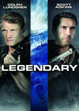 Legendary (2014), Movie on DVD, Action Movies, ,  on DVD