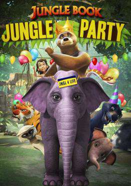 Jungle Book: Jungle Party, Movie on DVD, Family Movies, Kids Movies, ,  on DVD