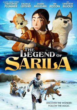 The Legend of Sarila, Movie on DVD, Family Movies, Kids Movies, ,  on DVD