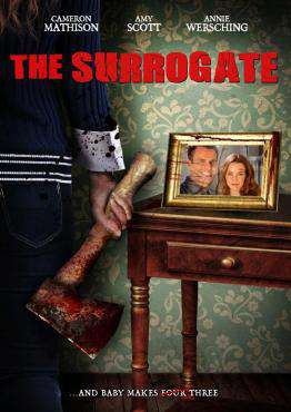 The Surrogate, Movie on DVD, Drama Movies, Suspense Movies, ,  on DVD