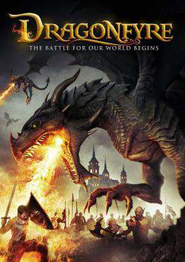 Dragonfyre, Movie on DVD, Action Movies, Adventure Movies, Sci-Fi & Fantasy Movies, ,  on DVD