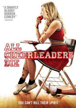 All Cheerleaders Die, Movie on DVD, Horror Movies, ,  on DVD