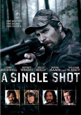 A Single Shot, Movie on DVD, Action Movies, ,  on DVD
