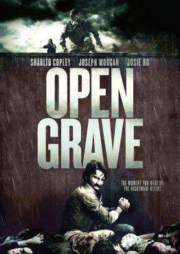 Open Grave, Movie on DVD, Action Movies, Suspense Movies, ,  on DVD