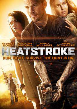 Heatstroke, Movie on DVD, Action Movies, ,  on DVD