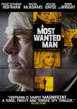 A Most Wanted Man (Blu-Ray), Movie on Blu-Ray, Action Movies, Suspense Movies, ,  on Blu-Ray