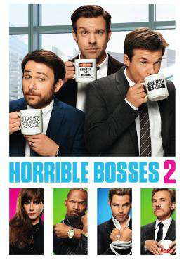 Horrible Bosses 2 (Extended Cut), Movie on Blu-Ray, Comedy Movies, ,  on Blu-Ray
