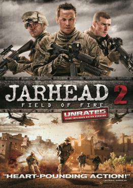 Jarhead 2: Field of Fire, Movie on DVD, Action Movies, War & Western Movies, ,  on DVD