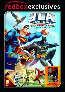 JLA Adventures: Teen Titans Trouble In Tokyo (Double Feature), Movie on DVD, Action Movies, Adventure Movies, ,  on DVD