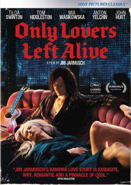 Only Lovers Left Alive, Movie on DVD, Drama Movies, Romance Movies, ,  on DVD