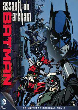 DCU Batman: Assault on Arkham, Movie on DVD, Action Movies, ,  on DVD