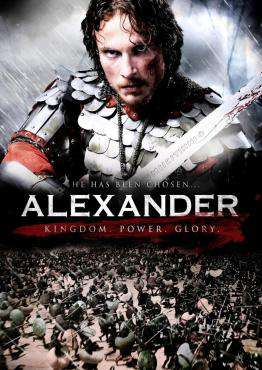 Alexander (2014), Movie on DVD, Action Movies, Adventure Movies, ,  on DVD