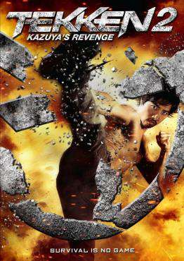 Tekken: Kazuya's Revenge, Movie on DVD, Action Movies, ,  on DVD