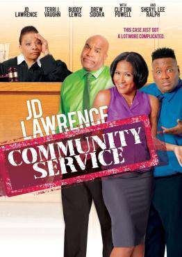 Community Service, Movie on DVD, Comedy Movies, ,  on DVD