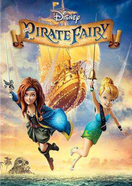 The Pirate Fairy, Movie on DVD, Family Movies, new movies, new movies on DVD