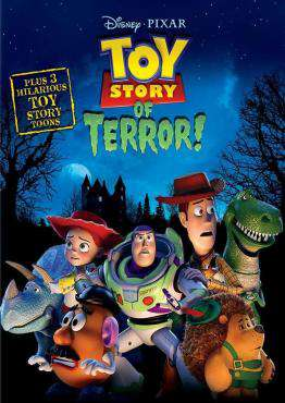Toy Story Of Terror, Movie on DVD, Family Movies, Kids Movies, ,  on DVD