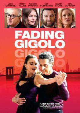 Fading Gigolo, Movie on DVD, Comedy Movies, new movies, new movies on DVD