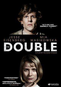 The Double (2014), Movie on DVD, Drama Movies, Suspense Movies, ,  on DVD