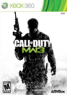 Call of Duty:Modern Warfare 3 , Game on XBOX360, Shooter Video Games, ,  on XBOX360