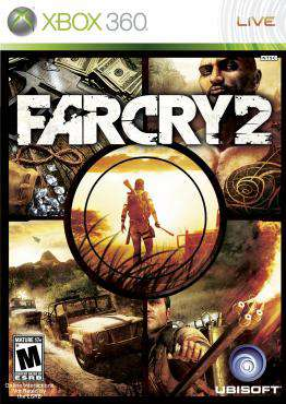 Far Cry 2, Game on XBOX360, Shooter Video Games, ,  on XBOX360