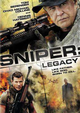 Sniper: Legacy, Movie on DVD, Action Movies, ,  on DVD