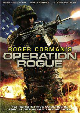 Roger Corman's Operation Rogue, Movie on DVD, Action Movies, ,  on DVD