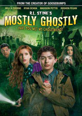 RL Stine: Mostly Ghostly, Movie on DVD, Family Movies, ,  on DVD