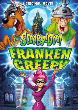 Scooby-Doo: Frankencreepy, Movie on DVD, Family Movies, Kids Movies, ,  on DVD