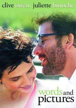 Words And Pictures, Movie on DVD, Drama Movies, Romance Movies, ,  on DVD