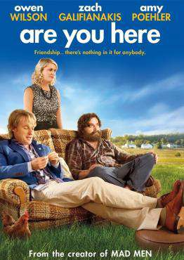 Are You Here, Movie on DVD, Comedy Movies, new movies, new movies on DVD