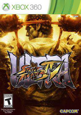 Ultra Street Fighter IV, Game on XBOX360, Fighting Video Games, ,  on XBOX360