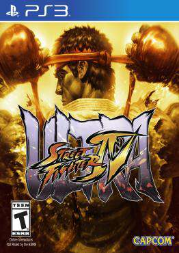 Ultra Street Fighter IV, Game on PS3, Fighting Video Games, ,  on PS3
