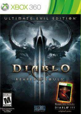 Diablo III Ultimate Evil Edition, Game on XBOX360, Action-Games Games, ,  on XBOX360