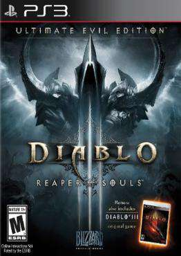Diablo III Ultimate Evil Edition, Game on PS3, Action-Games Games, ,  on PS3