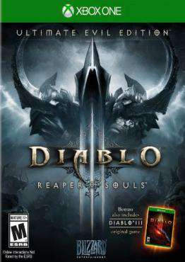 Diablo III Ultimate Evil Edition Xbox One, Game on XBOXONE, Action Video Games, ,  on XBOXONE