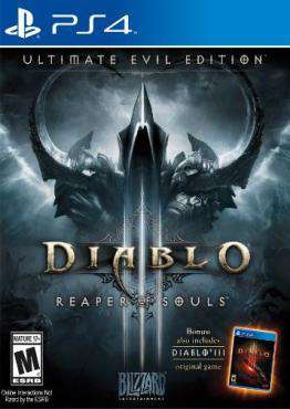 Diablo III Ultimate Evil Edition, Game on PS4, Action-Games Games, ,  on PS4
