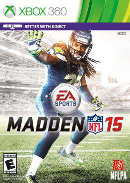 Madden NFL 15, Game on XBOX360, Sports Video Games, ,  on XBOX360