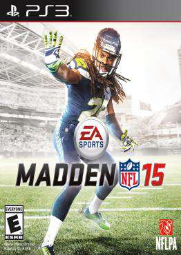 Madden NFL 15, Game on PS3, Sports Video Games, ,  on PS3