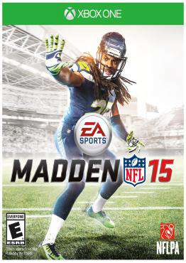 Madden NFL 15 Xbox One, Game on XBOXONE, Sports Video Games, ,  on XBOXONE