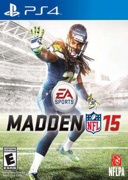 Madden NFL 15, Game on PS4, Sports Video Games, ,  on PS4