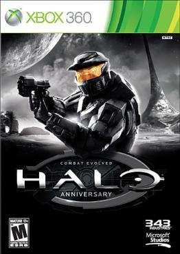 Halo: Combat Evolved Anniversary, Game on XBOX360, Shooter Video Games, ,  on XBOX360