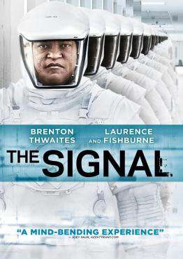 The Signal, Movie on DVD, Action Movies, Sci-Fi & Fantasy Movies, ,  on DVD