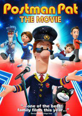 Postman Pat: The Movie, Movie on DVD, Family Movies, Kids Movies, new movies, new movies on DVD