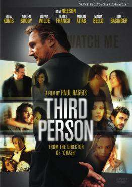 Third Person, Movie on DVD, Drama Movies, Romance Movies, ,  on DVD