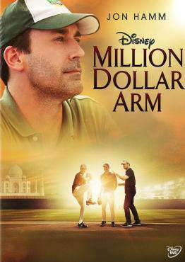 Million Dollar Arm, Movie on DVD, Drama Movies, ,  on DVD