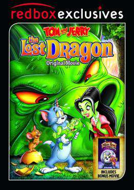 Tom and Jerry: The Lost Dragon, Movie on DVD, Family Movies, Kids Movies, ,  on DVD