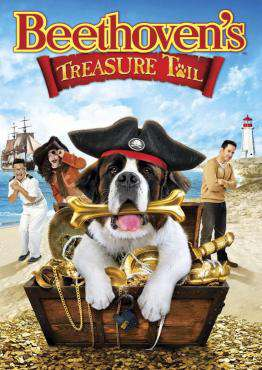 Beethoven's Treasure Tail, Movie on DVD, Family Movies, new movies, new movies on DVD